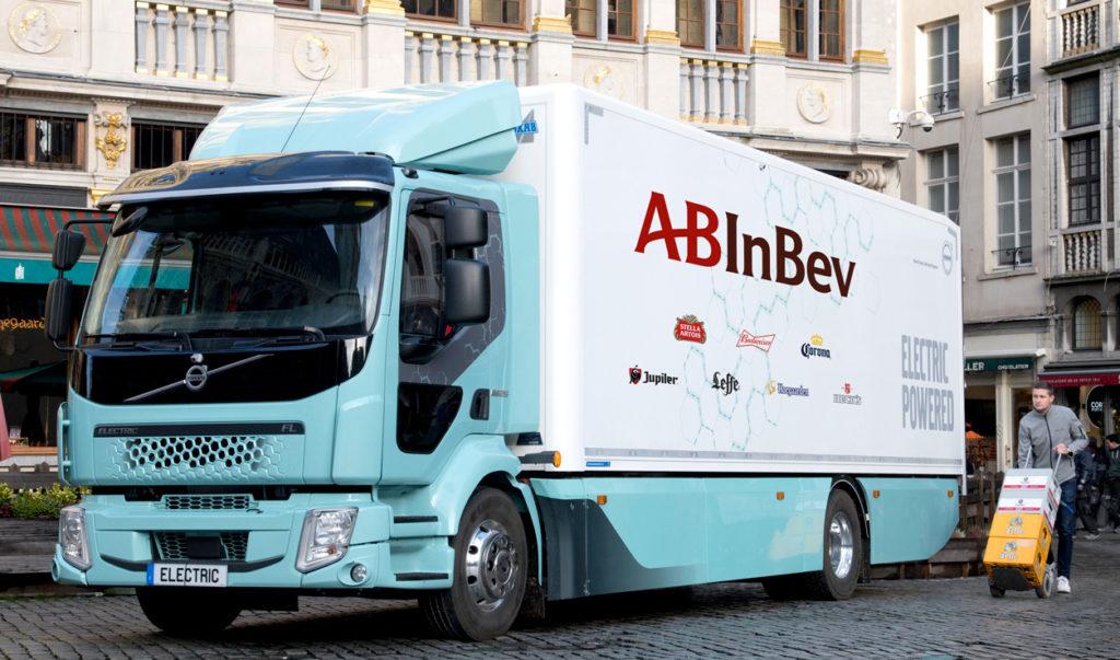 AB Inbev eTruck